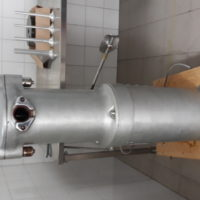 Kolbenfüller Rohwer Hydraulisch