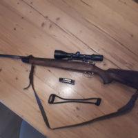 Verkaufe Mauser03 cal. 270 WSM