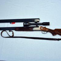 Waffe für jeden Einsatz: Bockbüchsflinte mit Wechsellauf